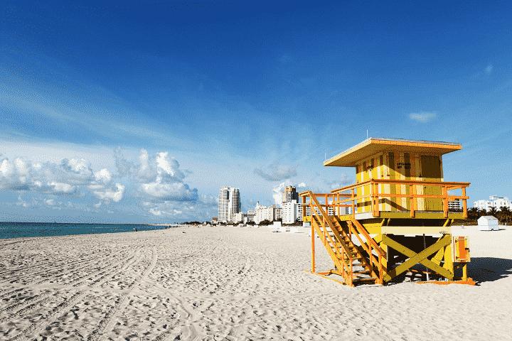 Haulover Beach: praia de hudismo em Miami