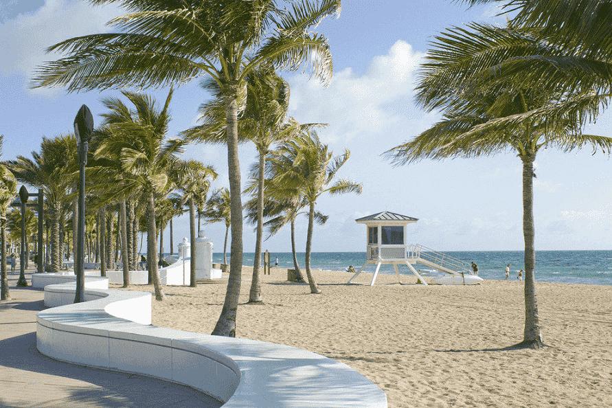 Fort Lauderdale na baixa temporada