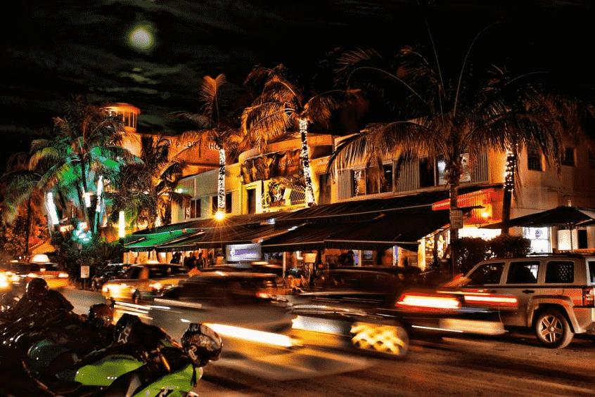 Balada Mango's Tropical Café em Miami Beach