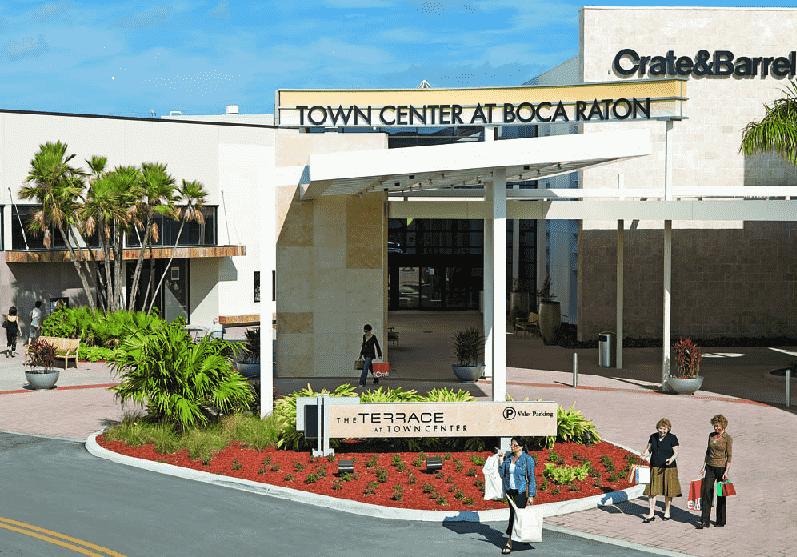 Onde fazer compras em Boca Raton em Miami