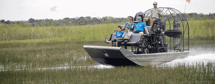 Everglades National Park na Flórida