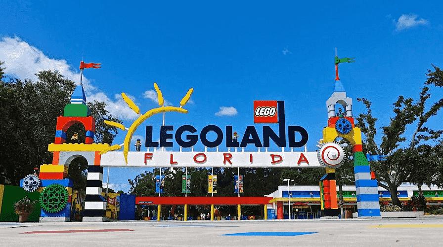 Parque Legoland em Orlando