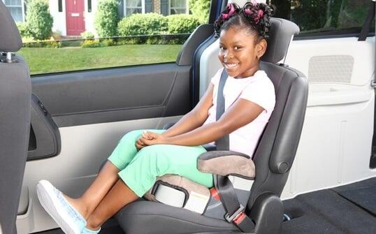 Cadeirinha seat booster para carros em Orlando e Miami