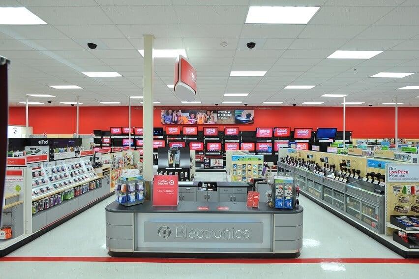 Comprar eletrônicos nos supermercados em Miami
