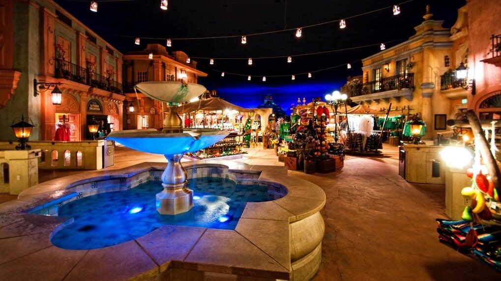 México no Epcot na Disney em Orlando