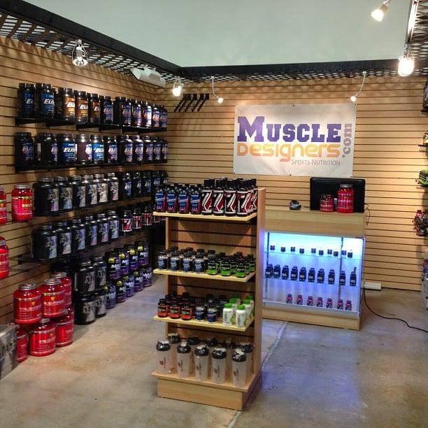 Loja Muscle Designers em Miami
