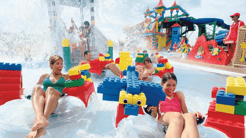 Como é o Parque Legoland Water Park em Orlando
