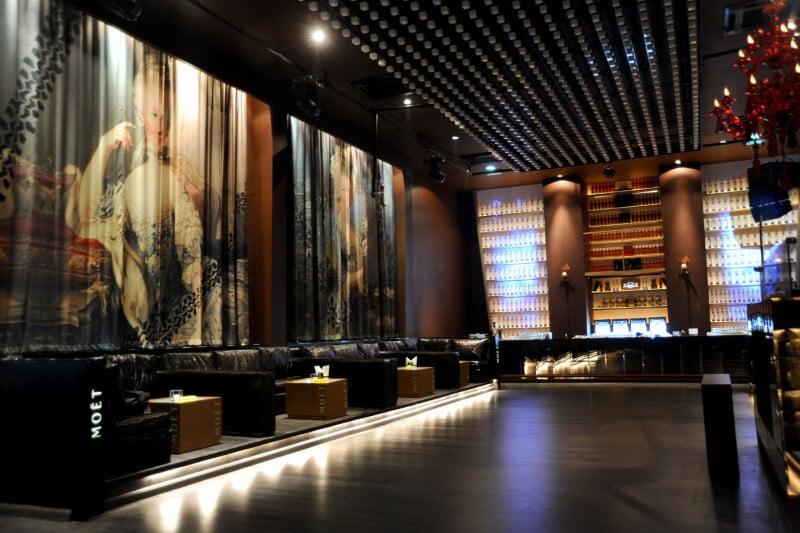 Balada Mokai Nightclub em Miami Beach