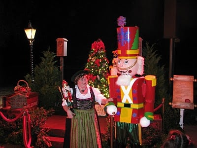 Natal na Disney - Parque Epcot Center