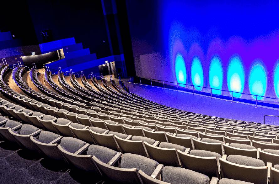 Cinemas IMAX no Kennedy Space Center em Orlando