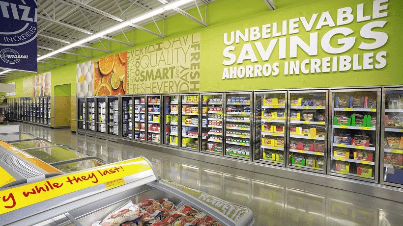 Supermercados em Miami e Orlando
