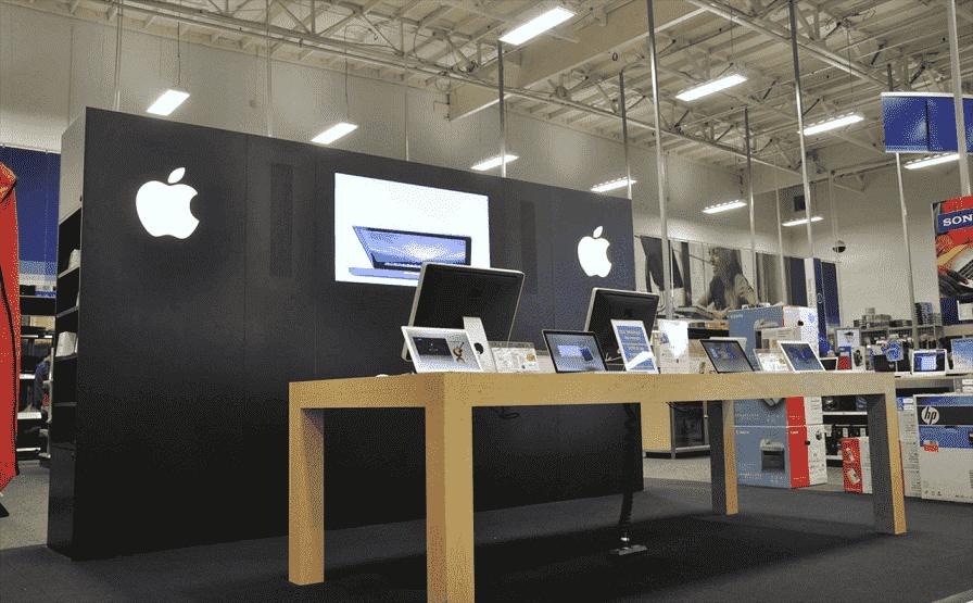 Onde encontrar produtos da Apple em outras lojas