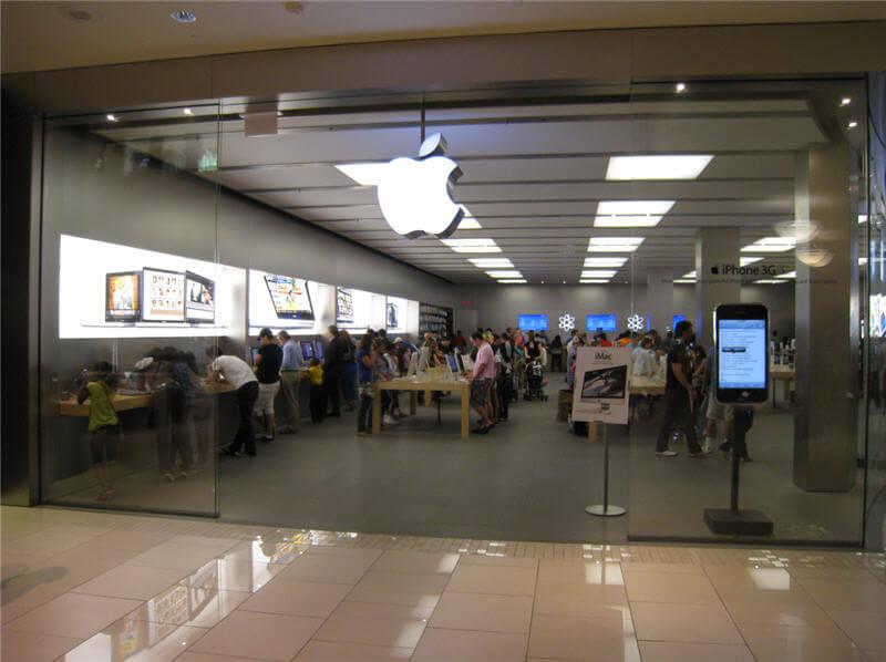 Loja Apple na Flórida