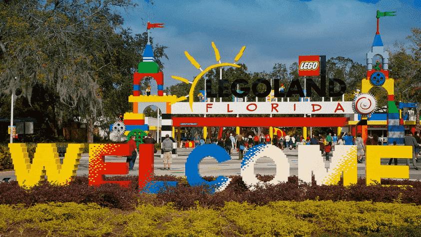 Legoland Flórida | Parque da LEGO em Orlando