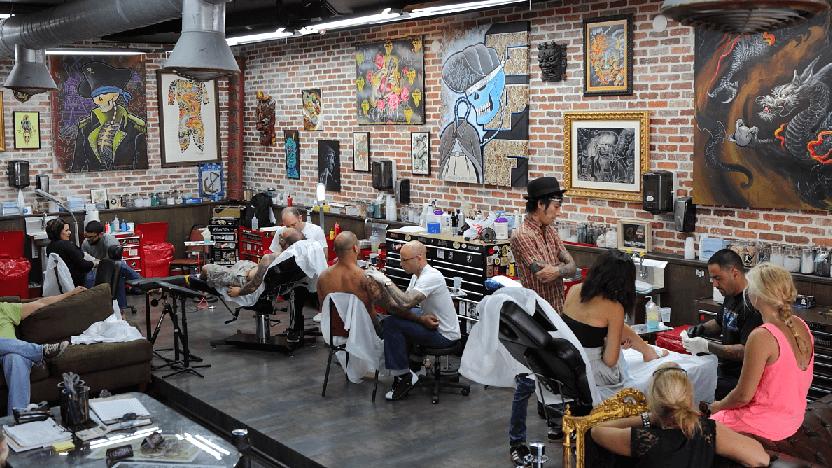 Estúdio de tatuagens Miami Ink Tattoo Studio