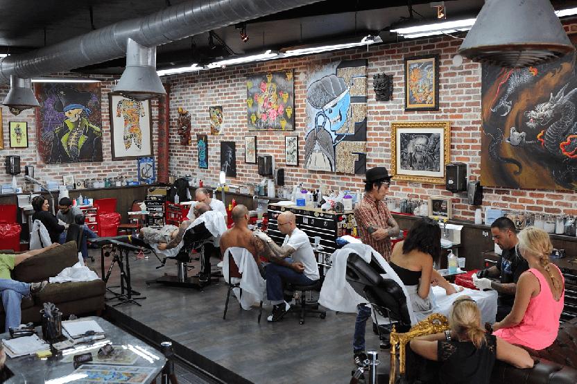 Miami Ink Tattoo Studio: O estúdio de tatuagens mais famoso da Flórida