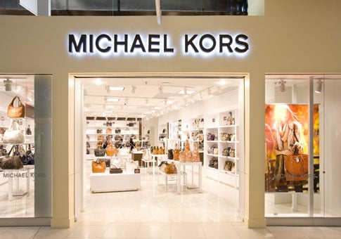 Michael Kors em Miami e Orlando