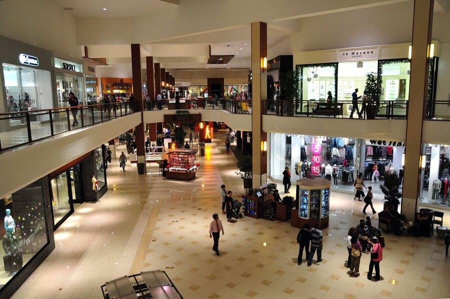 Informações sobre o shopping Aventura Mall em Miami