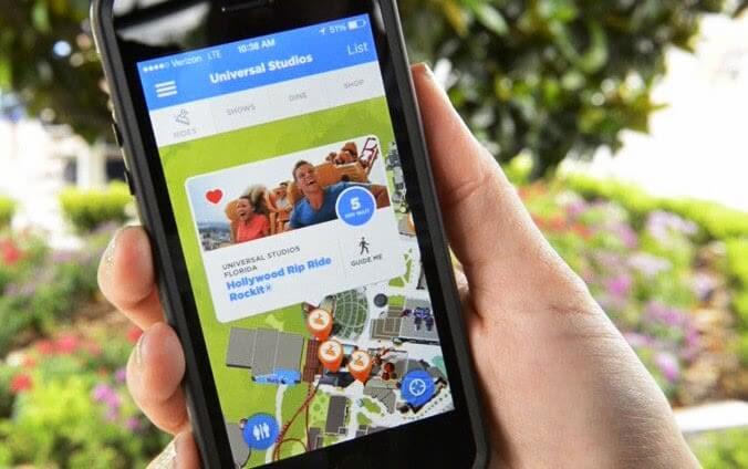 Aplicativo Parques de Orlando - Chip de Celular