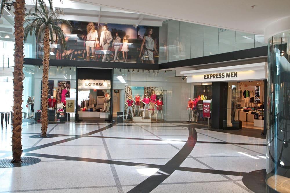 Lojas do Shopping Dadeland Mall em Miami