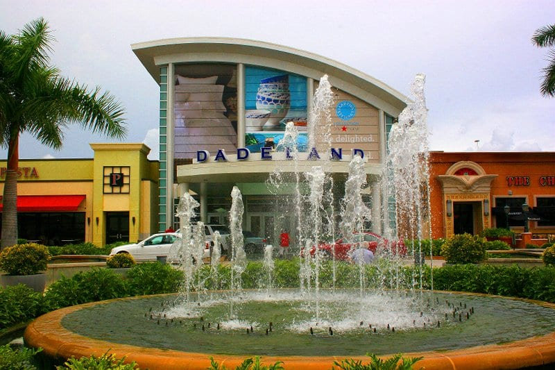Shopping Dadeland Mall em Miami