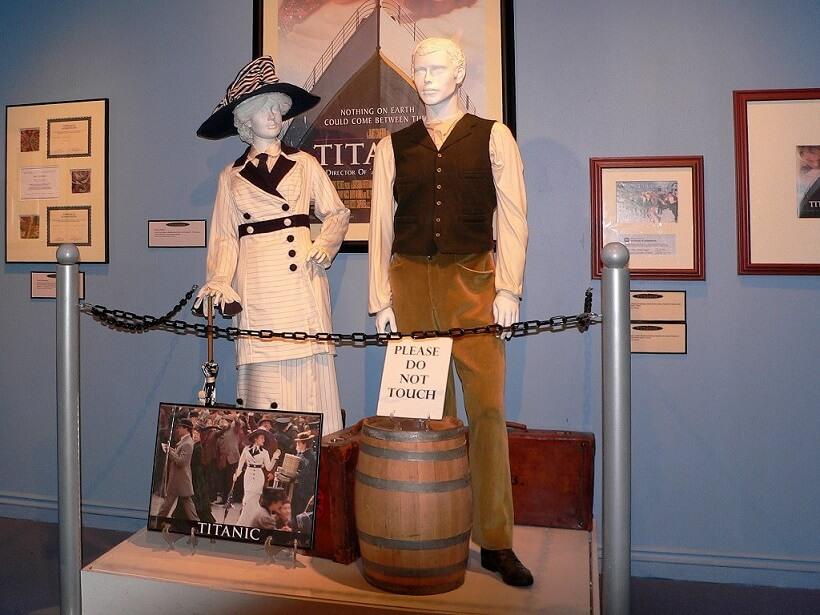 Titanic The Experience em Orlando