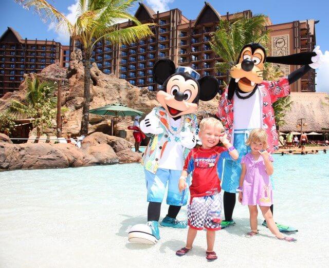 Hotéis dentro da Disney em Orlando