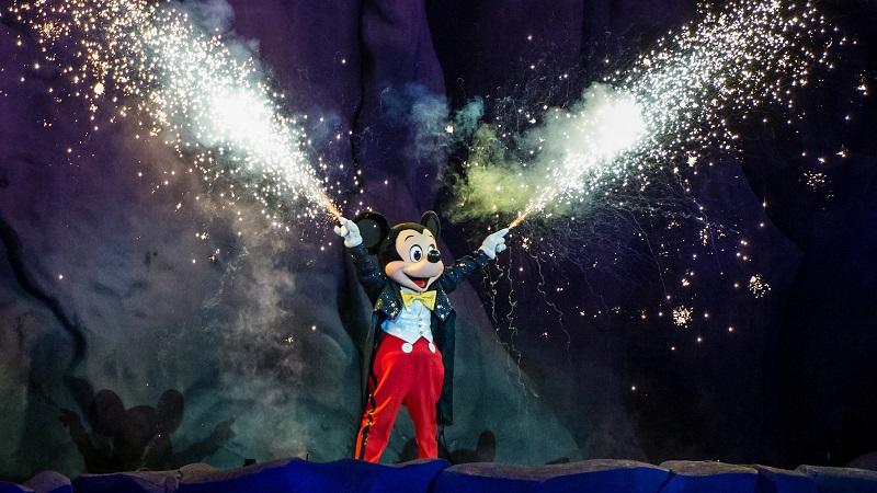 Show do Mickey em Orlando