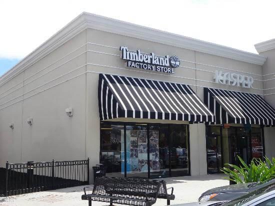 Informações do outlet The Lake Buena Vista em Orlando