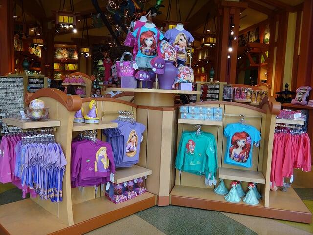 O que comprar na World of Disney