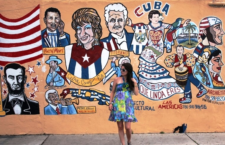Conheça a região de Little Havana em Miami
