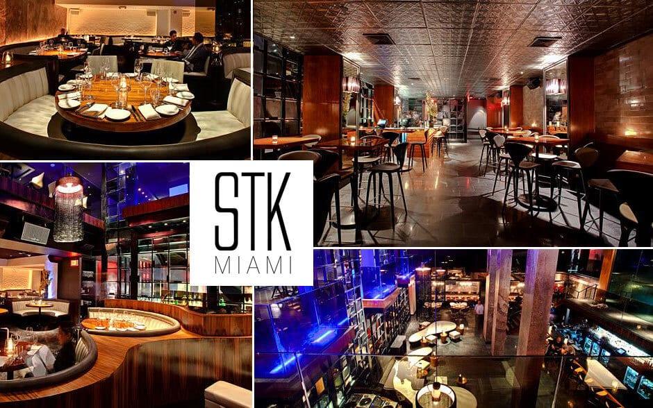 Restaurante STK Steakhouse   Churrascaria em Miami