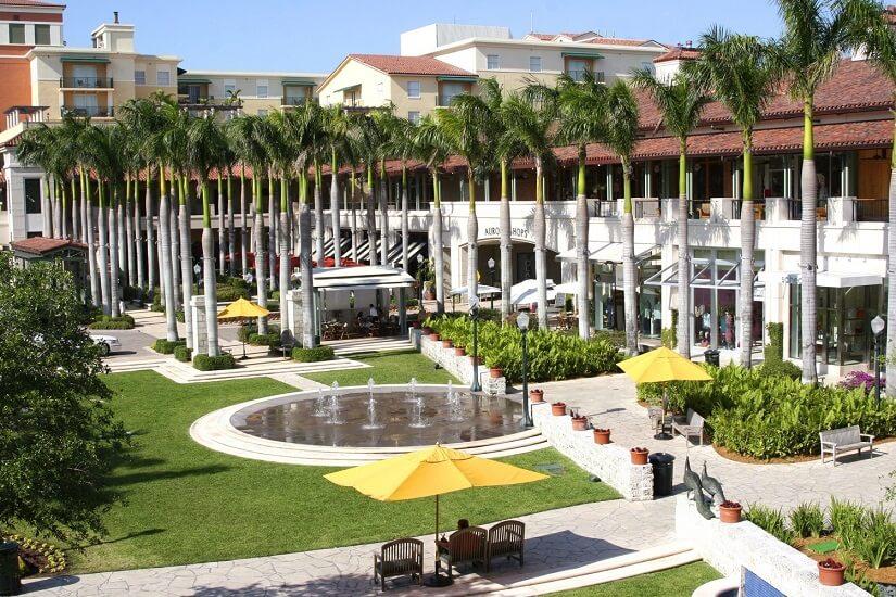 Informações do Shopping Village Of Merrick Park em Miami