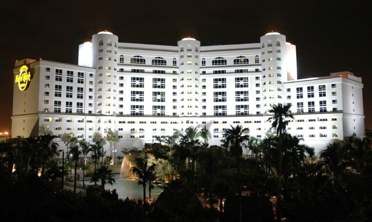 Como é o Hard Rock Hotel Cassino em Miami