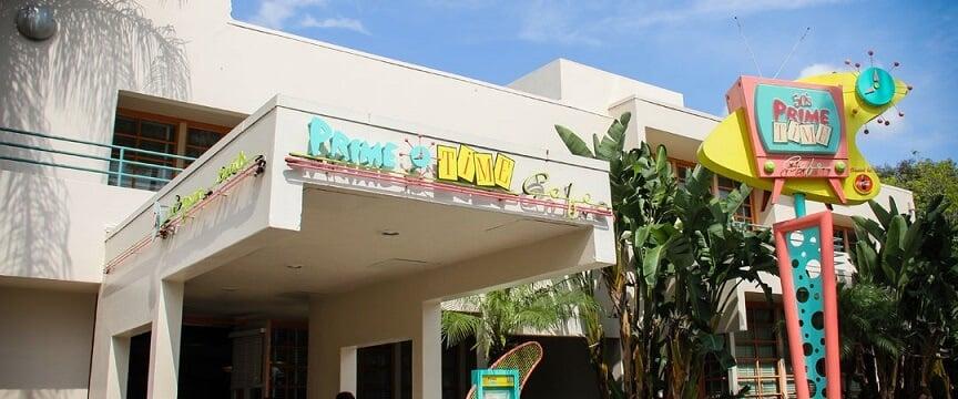 Informações do 50s Prime Time Cafe no Disney's Hollywood Studios