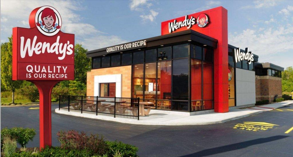 Lanchonetes Wendy's em Miami e Orlando: O Hambúrguer quadrado