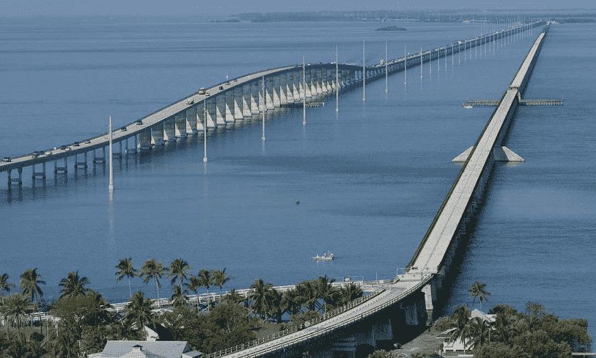 Como são as Florida Keys