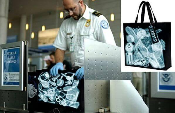 Informações sobre bagagem e mala de mão