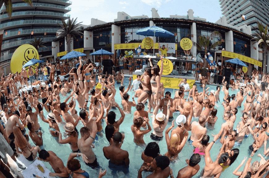 Pool Party em Miami Beach | As melhores festas