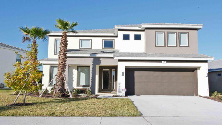 Casas para alugar perto da Disney em Orlando