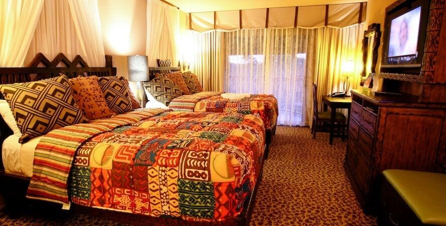 Como é o Disney´s Animal Kingdom Lodge em Orlando