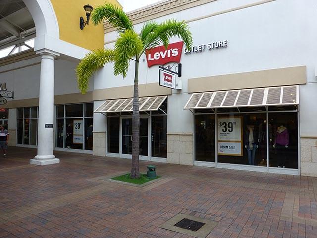 Veja outros lugares para fazer compras em Miami e Orlando