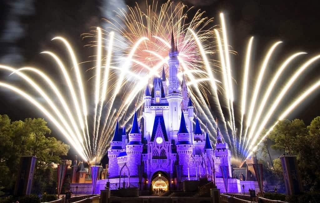 Magic Kingdom Disney Orlando