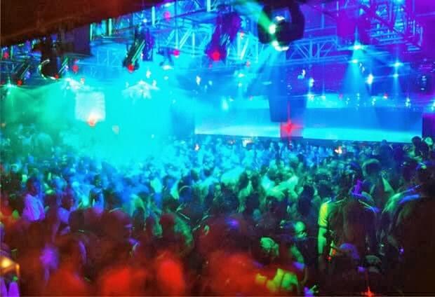 Balada Club Space Nightclub em Miami