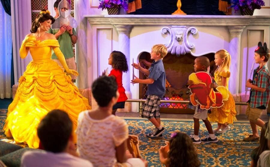 Magic Kingdom Bela Fantasyland