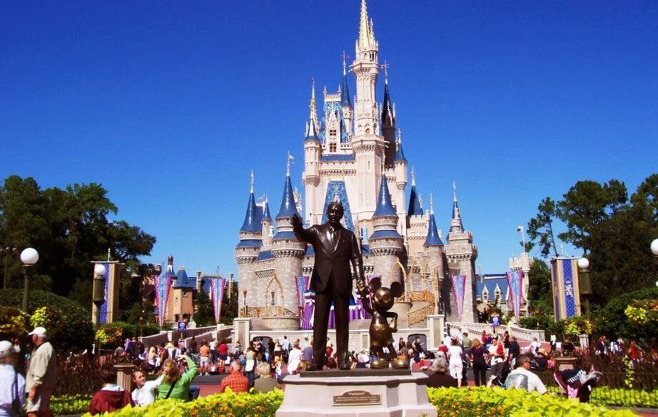 Castelo da Cinderela (Parque Disney Magic Kingdom)