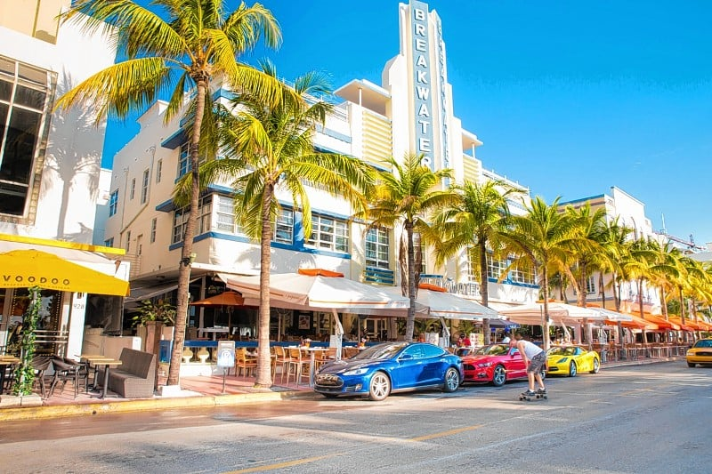 Roteiro de um dia em Miami