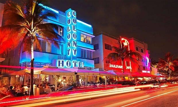 Miami Beach Ocean Drive