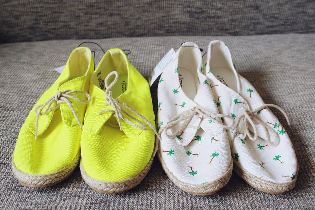 Onde comprar sapatos em Miami e Orlando: H&M