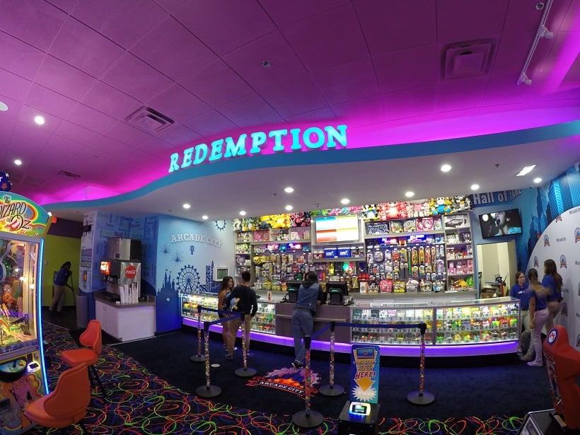Arcade City em Orlando